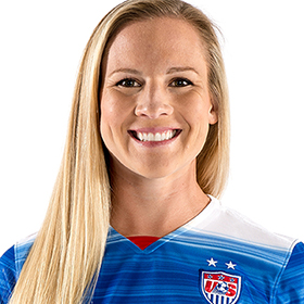 USWNT Team Player Amy Rodriguez