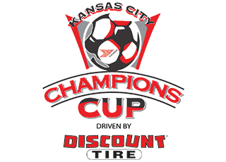 KC Champions Cup Soccer Driven by DIscount tires