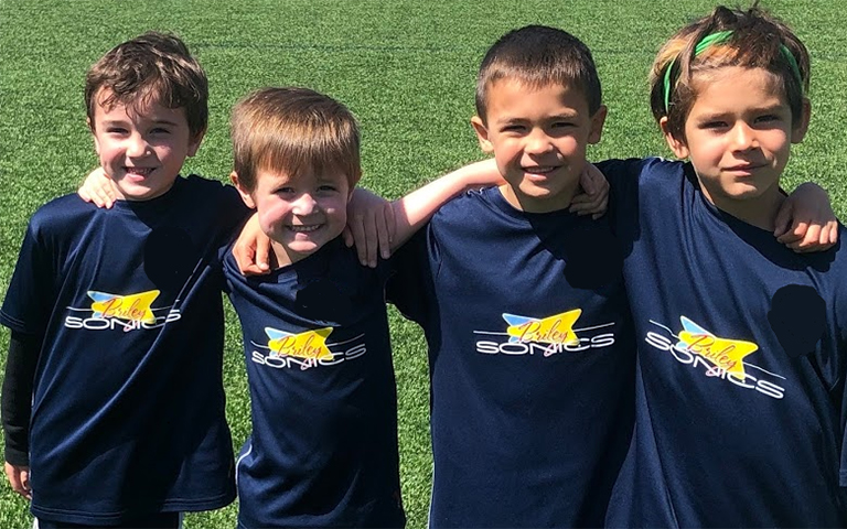GSI Futures Soccer Camps